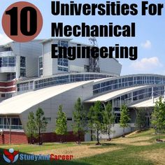 Mechanical Engineering colleges top 10