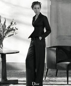 Jennifer Lawrence for Dior Magazine Fall/Winter 2013
