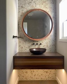 Did you know we can custom size any of our products to fit your space? Thank you for using our Verso short design in Natural Walnut. Kitchen And Bath Showroom, Washbasin Design, Interior Design Kitchen, Custom Furniture, Bathroom Vanities, Bathroom Ideas, Bathrooms, San Jose, Powder Rooms