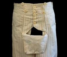 mens cavalry breeches pattern .