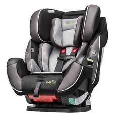 """Evenflo Symphony Elite All-In-One Car Seat - Paramount - Evenflo - Babies """"R"""" Us"""