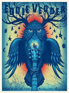 Eddie Vedder By Jeff Soto