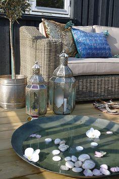 relax para la terraza