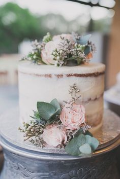 Summer Green Wedding Inspiration by Vicky Bergallo | SouthBound Bride