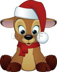 Christmas Pictures Cartoon.Pinterest