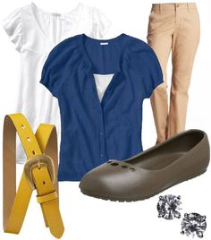 Work-Chic Wednesdays: Outfit Ideas for Preschool Teachers - The Budget Babe