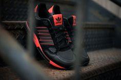 adidas Originals ZX 750 – Black / Red