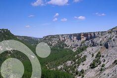 Rio Lobos Canyon. More information to plan your trip to #cañon_del_rio_lobos in www.qnatur.com