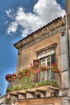 Modica, Sicily. ByAntonio Zanghì