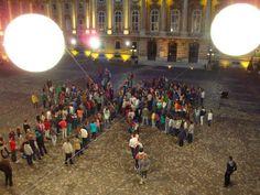 Katy Perry's Firework video choreography scene by Natricia Bernard.
