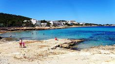 Calo des Moro Beach Tourism, Spain - Next Trip Tourism Spain Tourism, Beach, Water, Outdoor, Aqua, Outdoors, Seaside, Outdoor Games