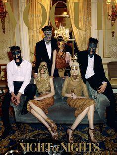 Vogue Italia Steven Meisel 01 Vogue Italia | Prom Night