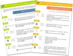 Créer un journal scolaire