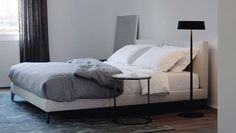 Stone Up bed | meridiani