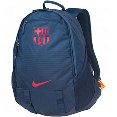NIKE Barcelona Offense Compact Back Pack #NIKE #BacktoSchool #BackPack #Soccer #SoccerSavings.com