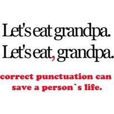 Let's eat grandpa!!!