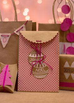 Emballages cadeaux - Creacorner