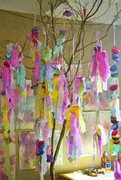 spring hangings