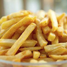 Patatas 'fritas' al horno, aperitivo sano para niños                                                                                                                                                      Más
