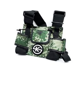 Luggage & Bags Hip-hop Kanye West Street Ins Hot Style Chest Rig Military Tactical Chest Bag Functional Package Prechest Bag Vest Bag Lovers Cheapest Price From Our Site