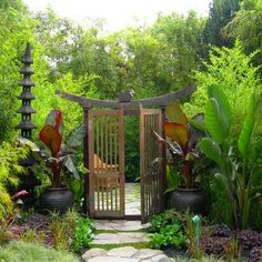 Asian Garden Plants Design, Pictures, Remodel, Decor And Ideas