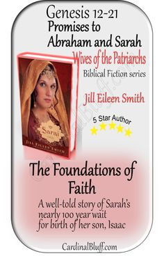 As a foundation for their faith, Abraham and Sarah were promised a son. Free Books, My Books, Abraham And Sarah, Historical Fiction, Book Reviews, Nonfiction, Birth, Sons, Waiting