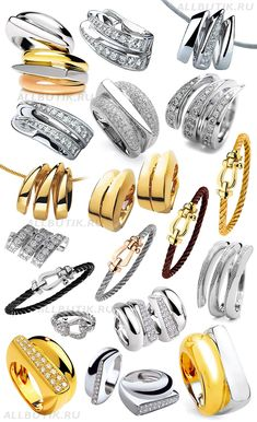 FRED ювелирные украшения, бриллианты