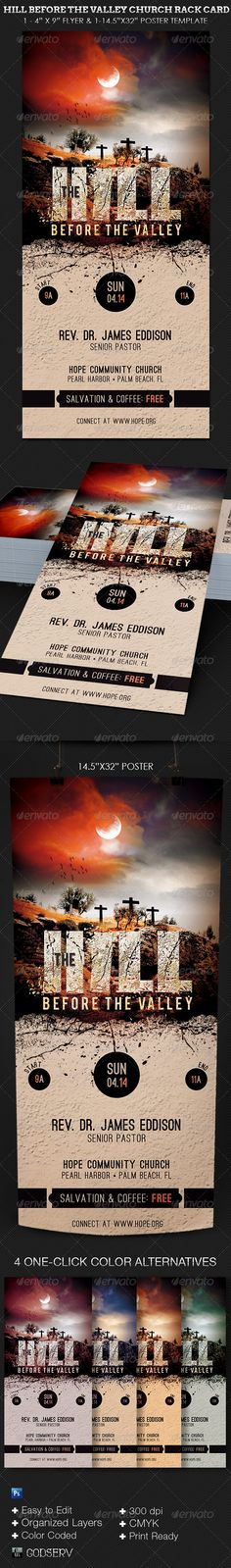 Photography Rack Card Template  Flyers Photography And ChangE