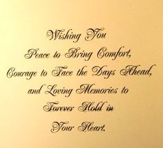 Sympathy notes are hard to write. Sometimes finding the right words is impossible. These sympathy quotes will offer you some help. Sympathy Verses, Sympathy Card Sayings, Greeting Card Sentiments, Words Of Sympathy, Condolence Messages, Les Sentiments, Condolences Quotes, Greeting Cards, Sympathy Greetings