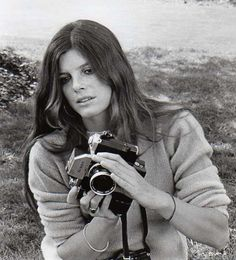 "Katharine Ross' character in THE STEPFORD WIVES was a photographer before being turned into a ""pod"" in the original 1975 film of Ira Levin's novel."