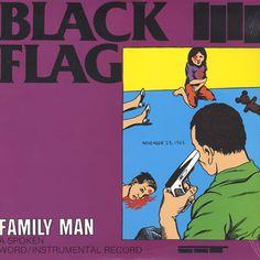 "Black Flag - Family Man (1984) "" SPOKEn then PLAYed"""