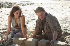 Leonardo DiCaprio and Marion Cotillard in Inception (2010)