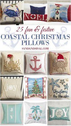 25-fun-festive-coastal-christmas-pillows