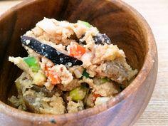 しっとりノンオイル おからの煮物(卯の花の炒り煮) | 週末の作り置きレシピ