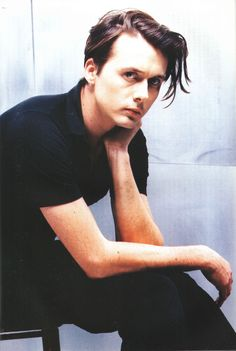 Brett Anderson,Suede. He just has this raw sexiness to him!