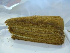 Medovnik Cake