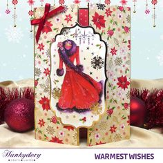 Warmest Wishes - Hunkydory | Hunkydory Crafts