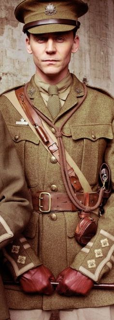 I may have stopped watching War Horse once his time was up... That uniform!