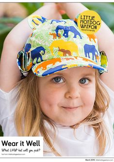 000d857658c29 Little Hotdog Watson - Little Hotdog Watson Sun Hats SS19 – Which One Will  You Pick