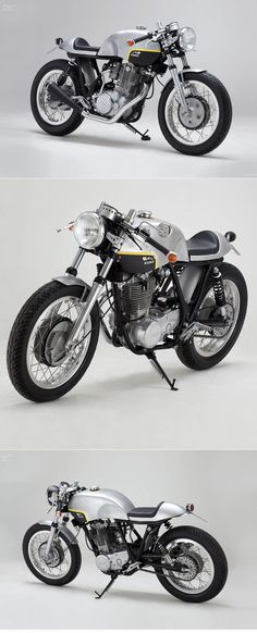 Yamaha SR500 Custom by Kaffeemaschine