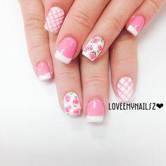 Instagram media by loveemynailsz #nail #nails #nailart