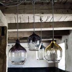 Lampa wisząca OMBRE - agamartin.com - Design Skandynawski, Meble Skandynawskie, Duńskie, Industrialne, Retro, Vintage, Organic, Fabryczne