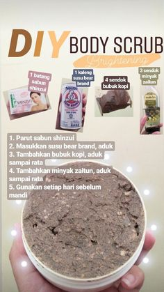 tips wangi bayi tahan lama Face Skin Care, Diy Skin Care, Beauty Care, Beauty Skin, Beauty Hacks, Homemade Body Care, Best Skin Care Routine, Health And Beauty Tips, Body Scrub