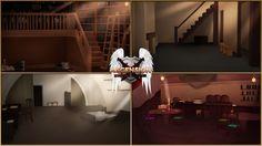 ETD: Background works 2 by Rinmaru.deviantart.com on @DeviantArt