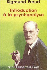 Introduction à la psychanalyse (à finir)