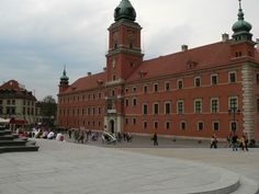 Castle Square - #Poland Masovian Voivodeship #Warsaw