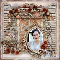 BEAUTY - Rachelle Sigurdson - The Dusty Attic Blog