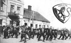 "1° Rgt ""Taras Shevchenko"" - Ukraine 1918"