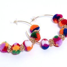 Tamarzizt Paris Jewelry – Afromania AFA070 Earrings