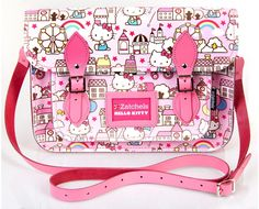 Hello Kitty Town Satchel -omg, I NEED this in my life!!!!